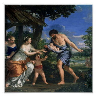Faustulus Romulus y Remus de confianza Impresiones