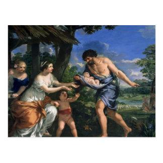 Faustulus Romulus y Remus de confianza Postal