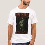 Faustus By Marlowe 1936 WPA T-Shirt