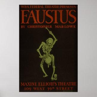 Faustus Posters