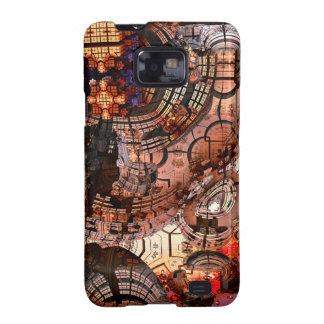 Fauth Mandelbulb Galaxy SII Cases