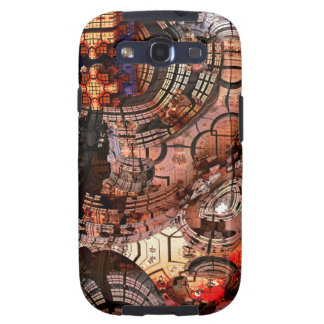 Fauth Mandelbulb Samsung Galaxy S3 Cover