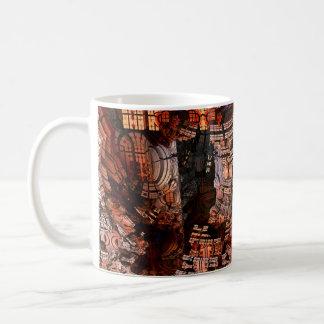Fauth Mandelbulb Coffee Mug
