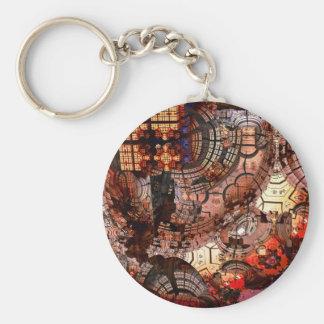 Fauth Mandelbulb Keychain