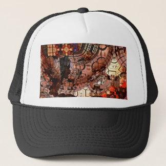 Fauth Mandelbulb Trucker Hat