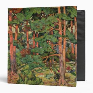 Fauve Landscape, 1910 Binder