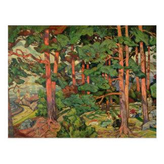 Fauve Landscape 1910 Postales