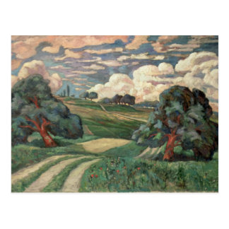 Fauve Landscape Post Cards