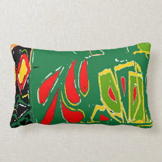 Fauvism Abstract Shapes Pillows