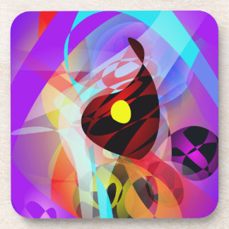 Fauvism Beverage Coasters