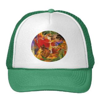 Fauvist-Deer Trucker Hat