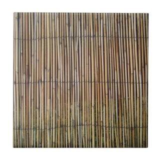 faux bamboo ceramic tile