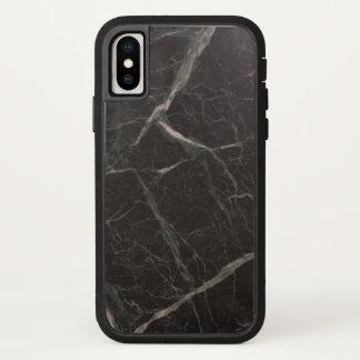 Faux Black Marble Appearance 4Jojo iPhone X Case