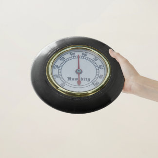 Faux Brass Humidity Meter Wham-O Frisbee