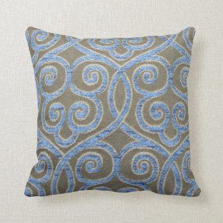 Faux Brocade  Mojo Pillow