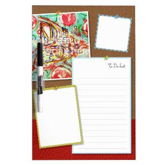 Faux Bulletin Dry Erase Board  $27.95