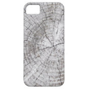 Faux Cracked Wood Iphone 5 Cover