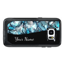 Faux Crystal Bling OtterBox Samsung Galaxy S7 Edge Case