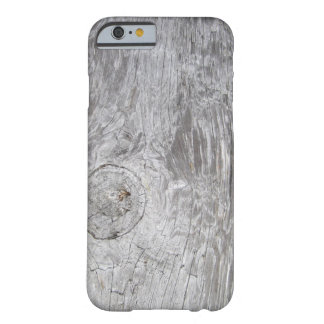 Faux Driftwood Barely There iPhone 6 Case