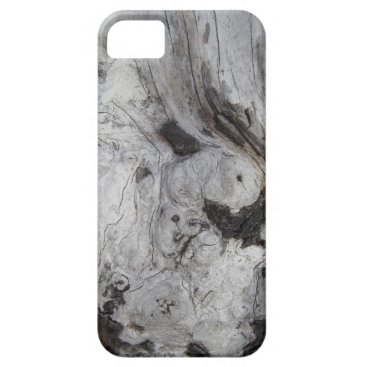 whaleriders6 Faux Driftwood iPhone SE/5/5s Case