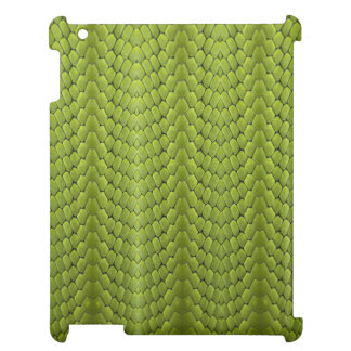 Faux Emerald Green Python Skin iPad iPad Covers