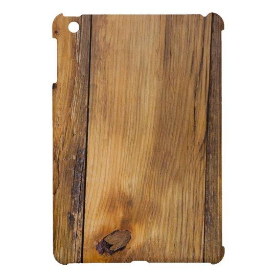 Faux Finished Barn Wood Ipad Mini Case Zazzle