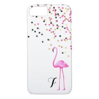 Faux Foil, Flamingo iPhone 7 Case