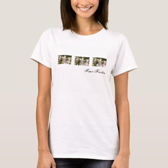 Faux Fuschia T-Shirt