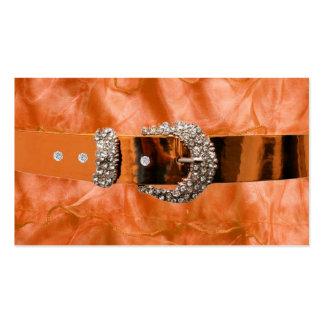 Faux gem,Jeweled & Rhinestone business cards