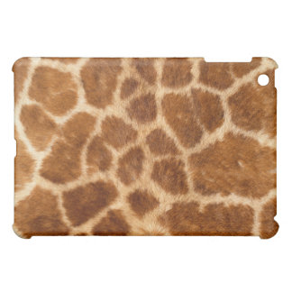 Faux Giraffe Fur Case For The iPad Mini