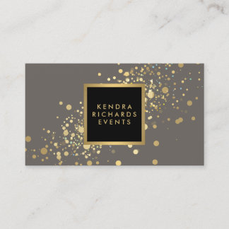 Business cards business card printing zazzle event planner simple elegant mother of pearl business cards reheart Image collections