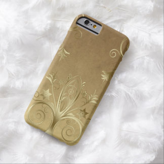 Faux Gold Etched IPhone 6 Case
