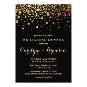 foil invitations zazzle