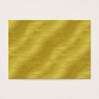 Faux Gold Foil Texture Background Sparkle Template Business Card
