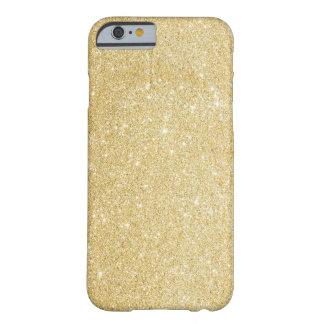 Faux Gold Glitter iPhone 6 case