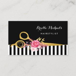 Hair Salon Business Cards Zazzle