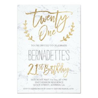 21st Birthday Invitations & Announcements   Zazzle