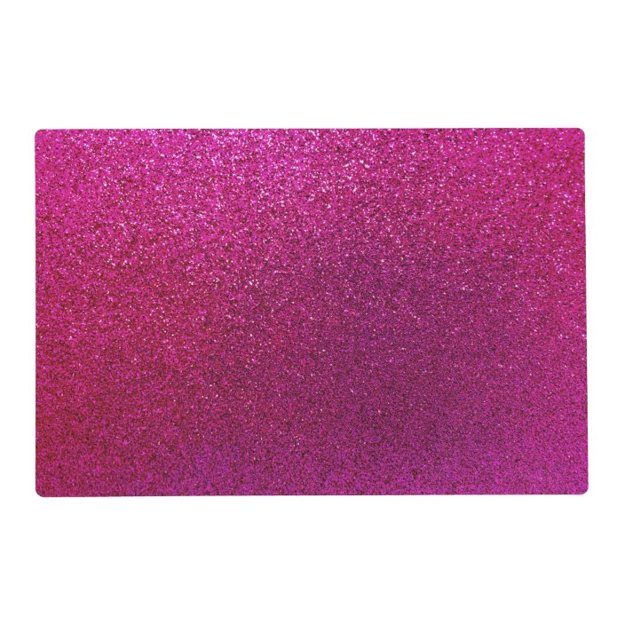 Faux Hot Pink Glitter Background Sparkle Placemat Zazzle Com Background pink sparkle glitter pink background glitter background pink glitter glitter sparkle pink sparkle sparkle background vector background decoration decorative abstract beautiful. faux hot pink glitter background sparkle placemat zazzle com
