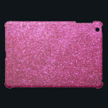 "Faux Hot Pink Glitter iPad Mini Cover<br><div class=""desc"">NOTE: PRODUCT DOES NOT CONTAIN ACTUAL GLITTER. IT IS A GLITTER GRAPHIC. &quot;hot pink&quot;, pink, glitter, glittery, sparkle, sparkles, sparkly, sparkley, sparkling, glittering, glitters, shiny, shine, blue, elegant, stylish, girly, girl, girls, bling, cute, fun, shiney, fashion, fashionable, trendy, soft, focus, modern, contemporary, pretty, sequin, sequins, glam, glamor, glamorous, glamour, style,...</div>"