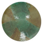 Faux Istalif, Afghanistan pottery plate 2