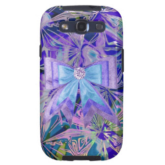 Faux Jeweled Android Samsung Galaxy S Phone Case Galaxy SIII Cover