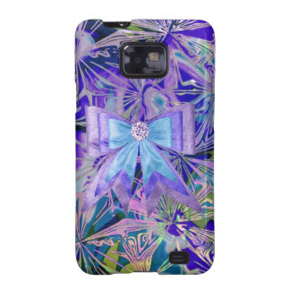Faux Jeweled Android Samsung Galaxy S Phone Case Samsung Galaxy SII Covers