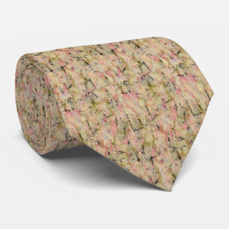 Faux Layers Pink Tie