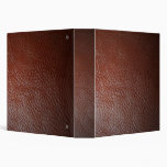 Faux Leather Avery Binder
