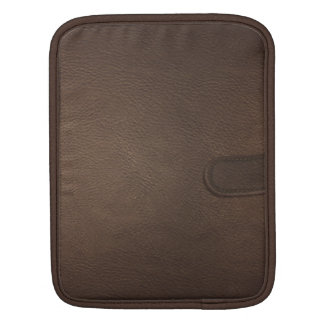 Faux Leather iPad Sleeves