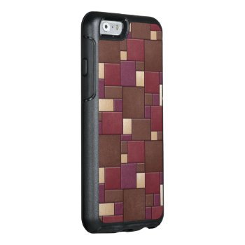 Faux Leather Iphone 6/6s Otter Case by Soulful_Inspirations at Zazzle