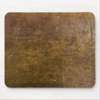 Faux Leather Mouse Pad