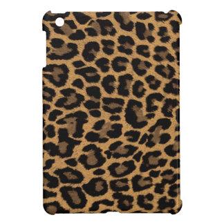 faux leopard print iPad mini cover