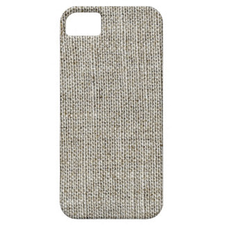 Faux Linen Fabric iPhone Case iPhone 5 Covers