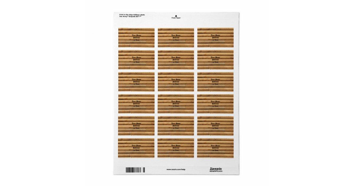 Log Cabin Style Vinyl Siding